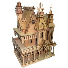 Dollhouse  in Victorian style №1