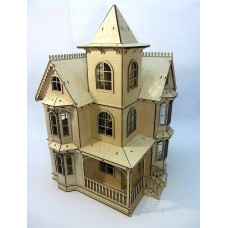 Dollhouse  in Victorian style №2