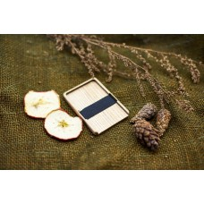 """Cardholder for bank cards """"Ribbon""""made of natural wood"""