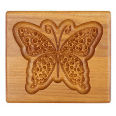 Gingerbread board Butterfly 15 * 15 * 2 cm to form a printed gingerbread.