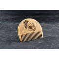 """Wooden beard comb """"Hop"""""""