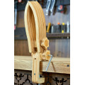 Lacing and Stitching Pony